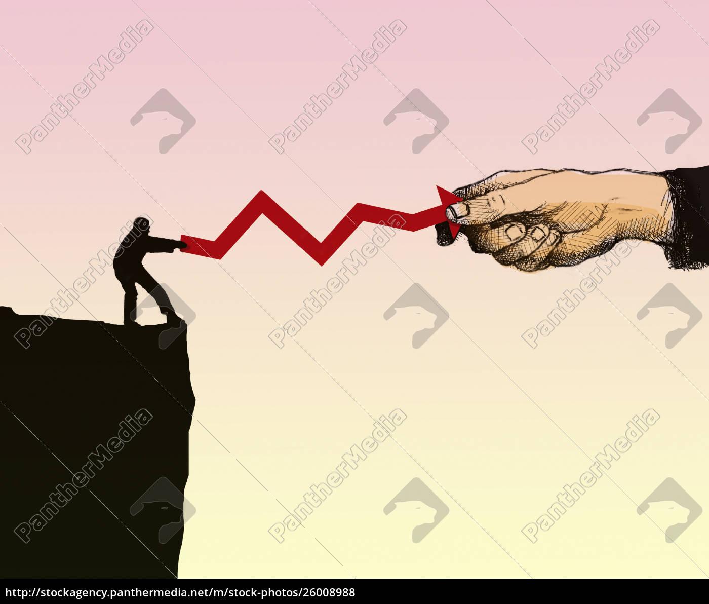 kleinunternehmer, im, tauziehen, mit, großem, geschäftsmann - 26008988