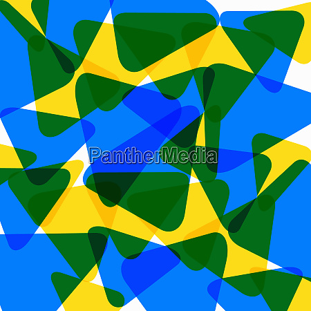 abstract defocussed backgrounds pattern of overlapping