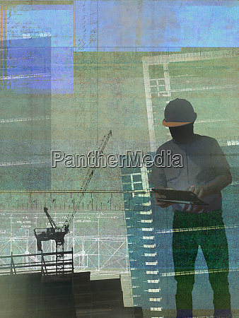 engineer in construction industry collage