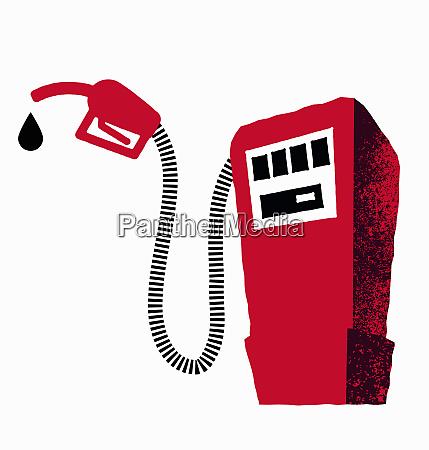 benzin tropft aus der kraftstoffpumpe