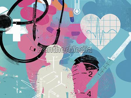 gesundheitsfuersorge und medizinklage