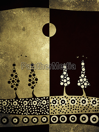 positive and negative day and night