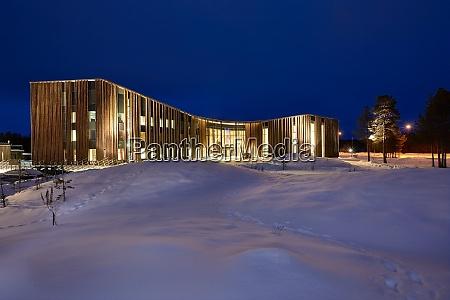 sami parliament and cultural center