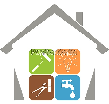 haus hausmeister werkzeuge berufe gewerbe immobilienmanagement