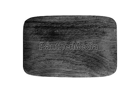 black grey wooden board