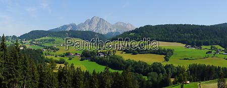 south tirol above merano panorama