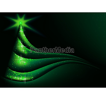 grüner, weihnachtsbaum-hintergrund - 26068275