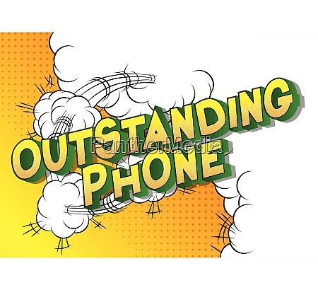telefon telefon comics cartoon vektor mobil