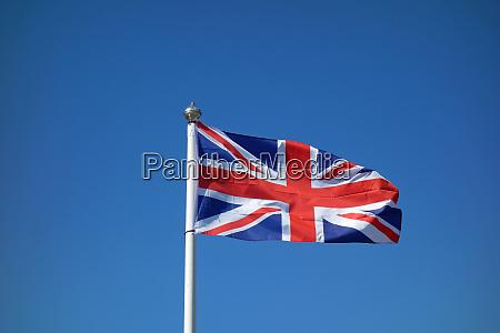 nationalflagge von grossbritannien