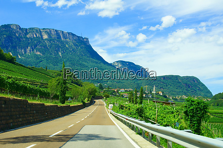 south tyrolean wine route
