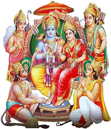 ganesha temple hindu lord faith maha