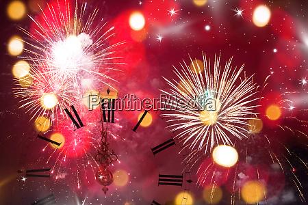 neujahr feiern