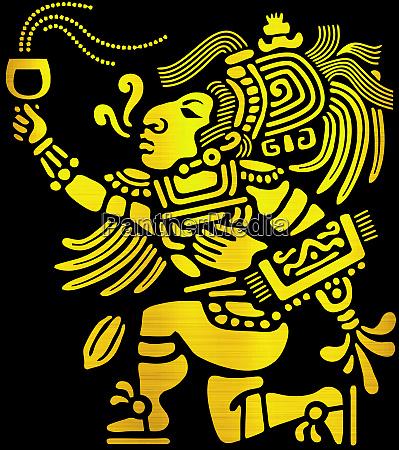 maya aztec civilization tribal cult ritual
