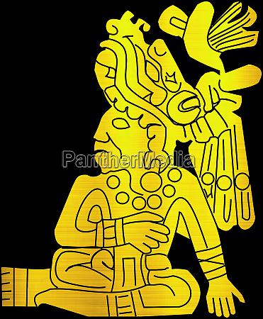 maya aztec civilization tribal cult spirit