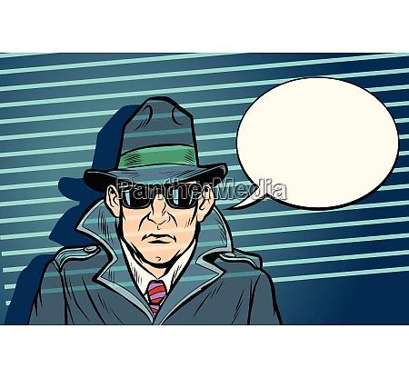 spionage geheimagent