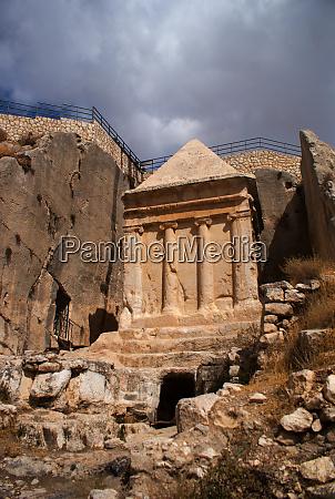 archaeologie in jerusalem touristenattraktion
