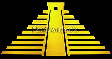 maya civilization pyramid ruins heritage archaeological