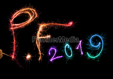 funkeln pour feliciter 2019
