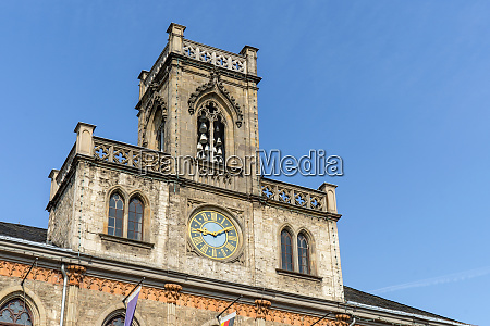 town hall of weimar