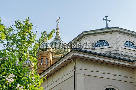 russisch-orthodoxe, grabkapelle, - 26142334