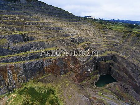 concha ii mine gallarta bizkaia baskenland