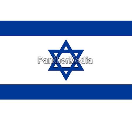 israels flagge