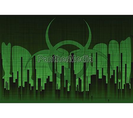 bio hazard disaster