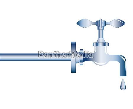 faucet, tropft - 26155299