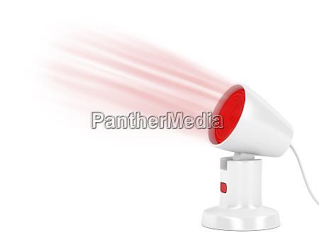 medizinische infrarotlampe