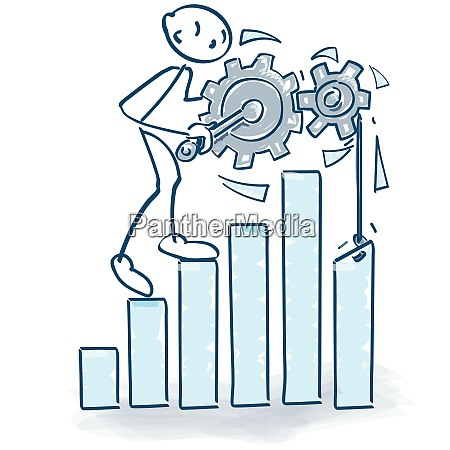 stick figure boosts the success of