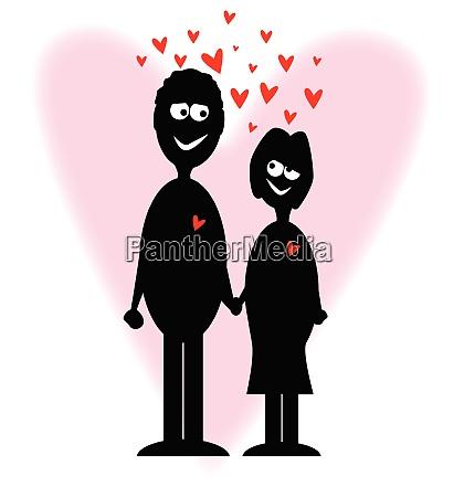 valentine lovers