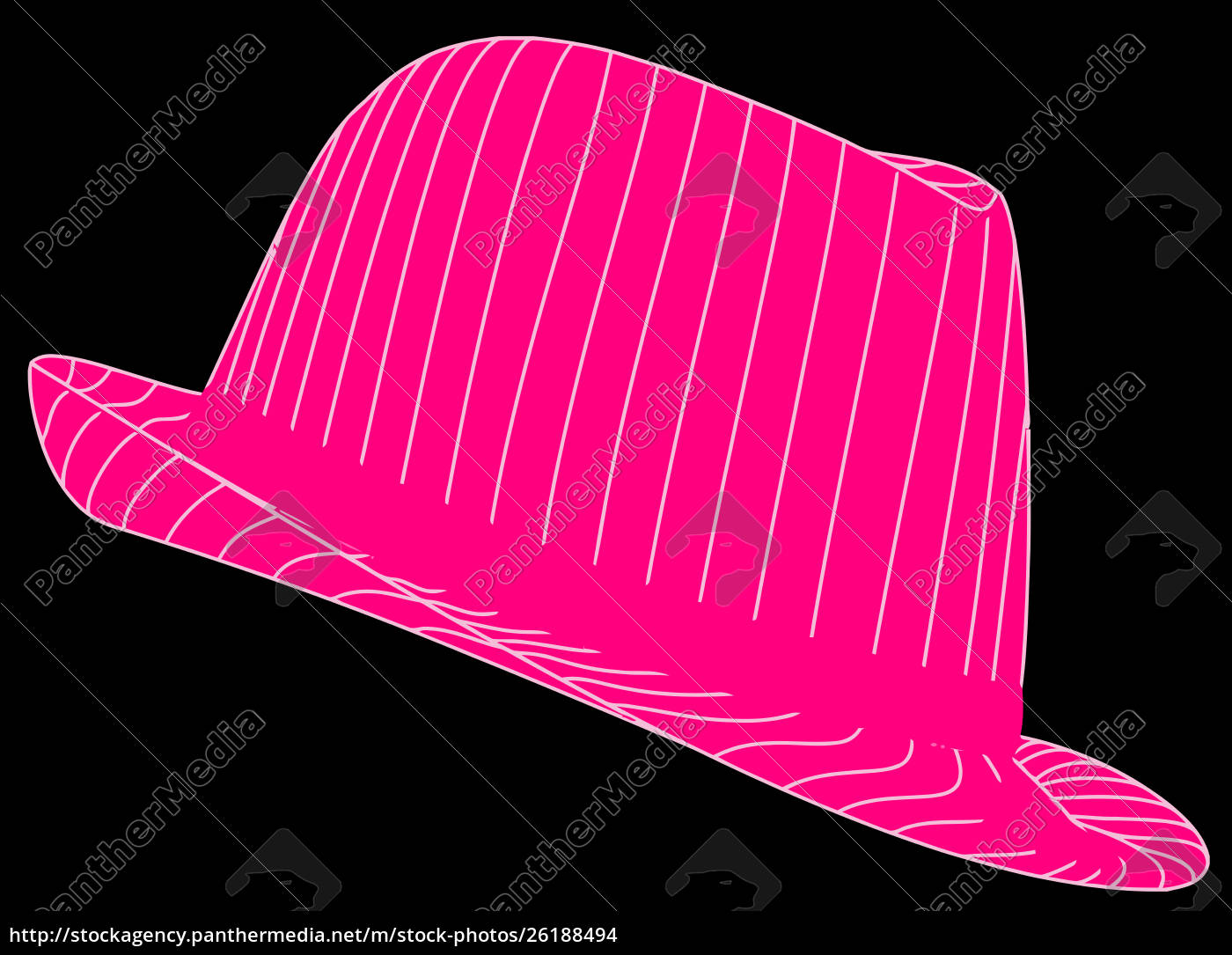 fedora, pink, hat, vintage, accessories, culture - 26188494
