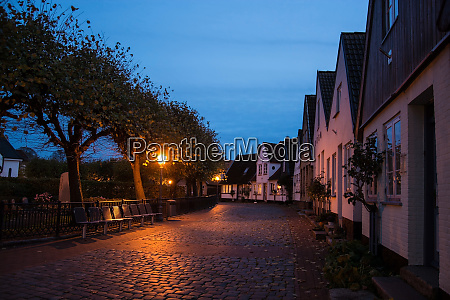 the holm sleswick schleswig holstein deutschland