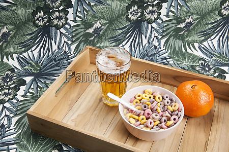 ungesundes fruehstueck