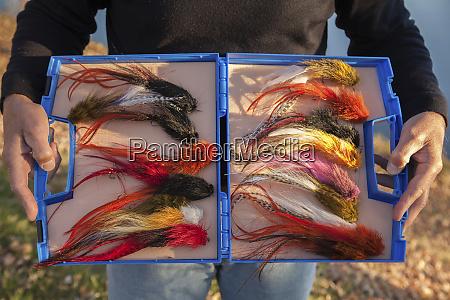 gigantic fly fishing flies used fishing
