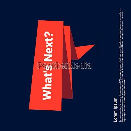 whatrsquos next typographic design with elegent