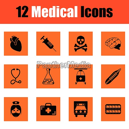 medical icon set medical icon set