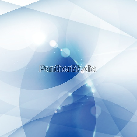 abstract background white and blue geometric