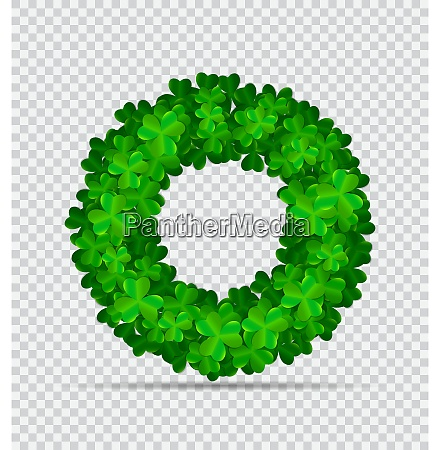 saint patrick s day background vector