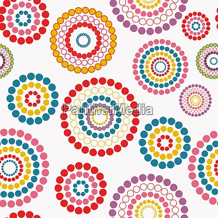 abstract seamless background pattern vector illustration