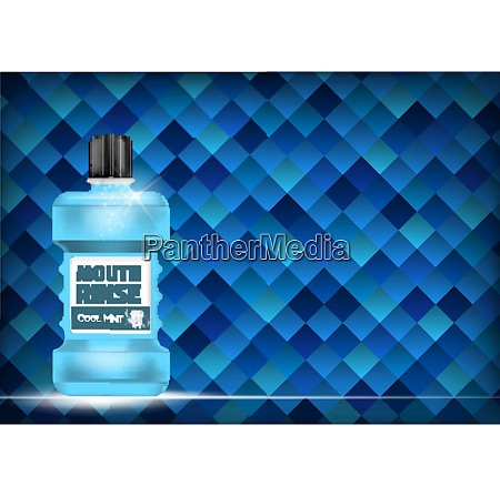 mouth rinse design cosmetics product