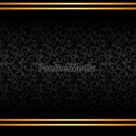 gold abstrakte luxus hintergrund vektor illustration