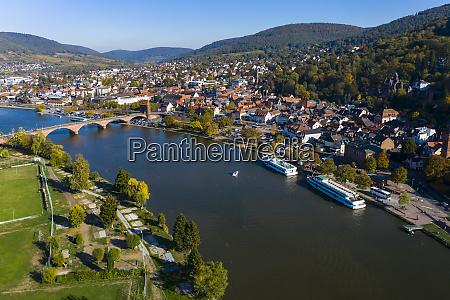 germany bavaria miltenberg river main