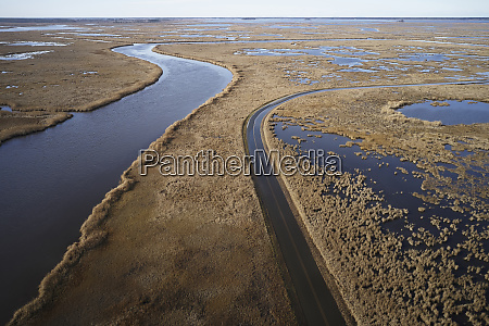 usa maryland cambridge high tide flooding