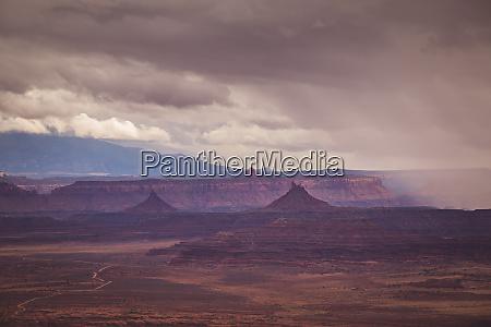 usa utah canyonlands national park the