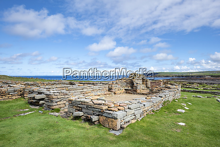 great, britain, , scotland, , orkney, , mainland, , brough - 26359294