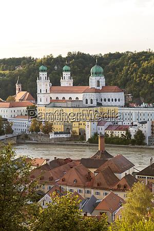 germany bavaria passau st stephens cathedral
