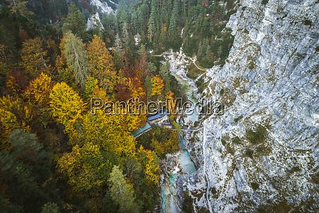 austria lower austria aerial view of