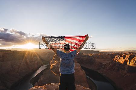 usa arizona colorado river horseshoe bend