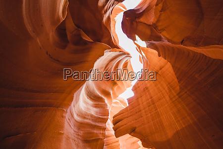 usa arizona lower antelope canyon
